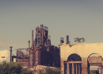 Photography Bethlehem Steel